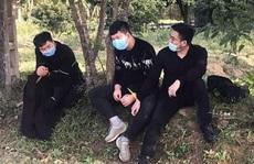 Lời khai ban đầu của nhóm người Trung Quốc bỏ chạy sau cuộc gọi 'khẩn'