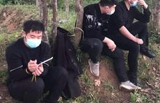 Nhóm người Trung Quốc bỏ chạy sau cuộc gọi 'khẩn': Một đối tượng trốn khỏi khu cách ly