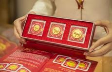 Ngân hàng, tiệm vàng 'đua' bán vàng online cho ngày Thần tài