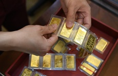 Trước ngày Thần Tài, một người bán 130 cây vàng thu về hơn 7,2 tỉ đồng