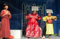 Sân khấu tìm cách 'sống chung' với dịch