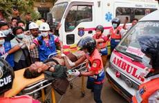 Quân đội Myanmar bị chỉ trích vì bắn người biểu tình