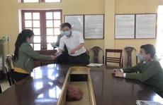 Về từ vùng dịch Cẩm Giàng khai ở Hưng Yên, người phụ nữ bị phạt 15 triệu đồng