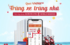 """Đón Tết Tân Sửu 2021 - Thanh toán QR Pay nhận """"siêu quà tặng"""" trên ứng dụng Agribank E-Mobile Banking"""