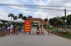 Dỡ bỏ phong tỏa một bệnh viện ở Hải Phòng