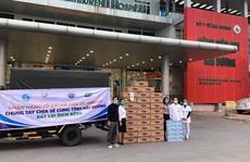 Gần 40.000 sản phẩm sữa của Cô Gái Hà Lan, Yomost, Friso đến với Hải Dương