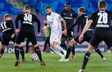 Atalanta: 'Giăng bẫy' chờ Real Madrid