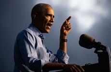 Ông Obama kể về lần đánh gãy mũi bạn