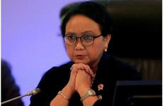 Indonesia 'né' Myanmar vì tình hình căng thẳng