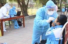 Hai cha con ở Hải Dương dương tính với SARS-CoV-2