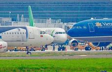 Hãng hàng không nào có số chuyến bay nhiều nhất trong tháng 2?