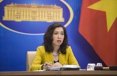 Người phát ngôn lên tiếng về thông tin Trung Quốc xây căn cứ tên lửa thứ 2 gần biên giới Việt Nam