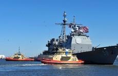 Hai tàu chiến Mỹ 'trúng đòn' Covid-19