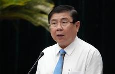 Ông Nguyễn Thành Phong tiếp tục được bầu làm Chủ tịch UBND TP HCM