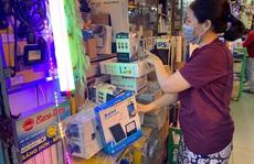 Phập phù chất lượng đèn năng lượng mặt trời giá rẻ