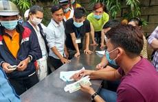Bảo vệ quyền lợi công nhân Công ty TNHH Asia Garment