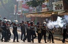 Tình hình căng thẳng ở Myanmar kể từ khi đảo chính