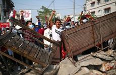 Myanmar: 18 người biểu tình tử vong