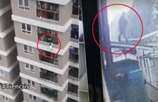'Người hùng' thuật lại giây phút thót tim đỡ bé gái 3 tuổi rơi từ tầng 12A chung cư xuống