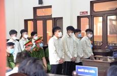 Hai nhóm truy sát nhau, 8 đối tượng vào tù