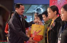 Chủ tịch Tổng LĐLĐ Việt Nam gửi thư chúc Tết đoàn viên, người lao động