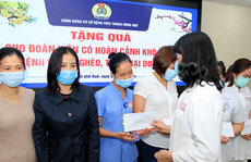 Thừa Thiên - Huế: Hỗ trợ đoàn viên khó khăn, bệnh hiểm nghèo