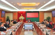 Ủy ban Kiểm tra Trung ương bầu các Phó chủ nhiệm, phân công nhiệm vụ các thành viên