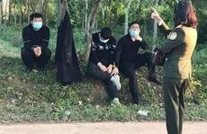 Diễn biến mới nhất vụ nhóm người Trung Quốc bỏ chạy sau cuộc gọi 'khẩn'