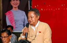 Trợ lý thân cận của bà Aung San Suu Kyi bị bắt lúc nửa đêm