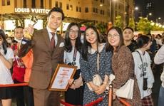 Diễn viên đoạt Giải Mai Vàng đón Xuân bên gia đình