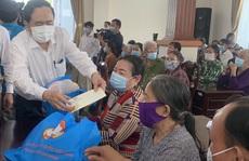 Chủ tịch Ủy ban Trung ương MTTQ Việt Nam thăm, chúc Tết ở Hậu Giang, Cần Thơ
