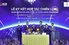SCB hợp tác chiến lược với đại diện ngân hàng Kiraboshi tại Việt Nam