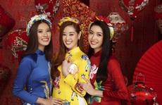 Các Hoa hậu Hoàn vũ Việt Nam đón Tết ra sao?