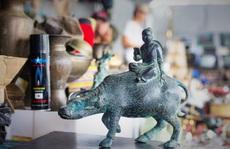Phiên chợ 'gợi nhiều kí ức ngày xưa' ở Đà Nẵng