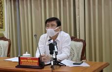 Chủ tịch Nguyễn Thành Phong: Tết năm nay là cái Tết rất đặc biệt