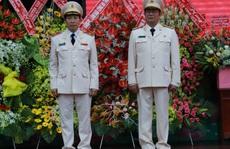 Đại tá Lê Vinh Quy làm Giám đốc Công an Đắk Lắk thay Thiếu tướng Lê Văn Tuyến