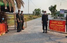 5 trường hợp nhập cảnh mắc Covid-19 ở Kiên Giang