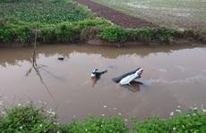 2 thanh niên vừa xuất ngũ chết bất thường dưới mương nước