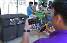 Công thức dẹp loạn karaoke tự phát