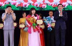 Trao thưởng cho người dân hiến kế xây dựng tỉnh Đắk Lắk