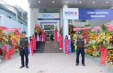 BIDV Quận 9 Sài Gòn công bố quyết định đổi tên chi nhánh