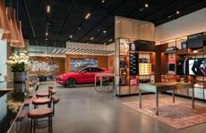 Porsche Studio đầu tiên được đặt tại Hà Nội