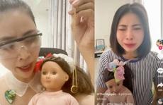 TikTok lên tiếng vụ Thơ Nguyễn làm clip 'xin vía búp bê học giỏi'