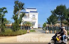 Thanh tra Sở Xây dựng Lâm Đồng vào cuộc xử lý vụ biệt thự 'khủng' xây không phép