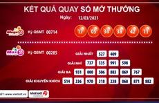 Một vé Vietlott trúng 40 tỉ đồng bán ở Hà Nội