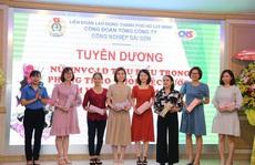 Tập trung chăm lo, hỗ trợ lao động nữ khó khăn