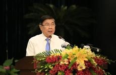 Chủ tịch Nguyễn Thành Phong mong muốn 'nghĩa tình' trở thành thương hiệu của người dân TP HCM
