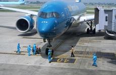 Việc trao đổi nối lại bay quốc tế được tiến hành đến đâu?