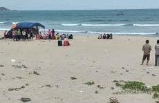 Phát hiện thi thể chưa rõ giới tính trôi dạt vào bờ biển Bình Định