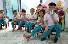 Sữa học đường tỉnh Bến Tre nhận được nhiều điểm cộng
